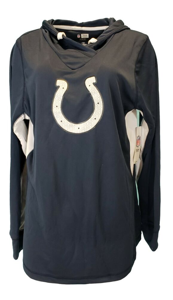 Hot Indianapolis Colts Women's NFL Graphic Logo Pullover Hoodie, Plus  hot sale