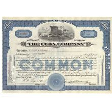 LOT: 10 Havanna Company  1934