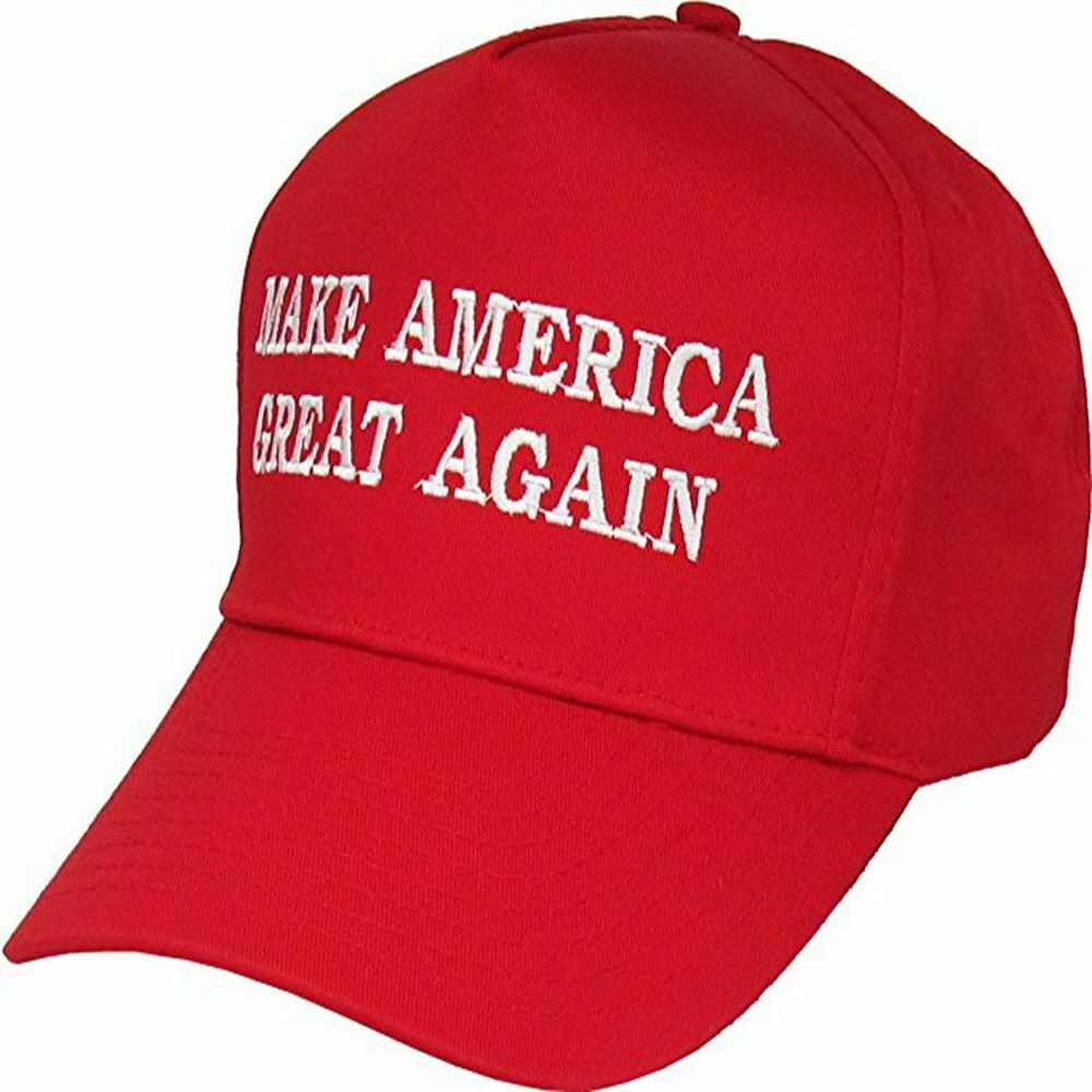 Details about MAGA Make America Great Again Hat Donald Trump Cap Red b00b9d45accd
