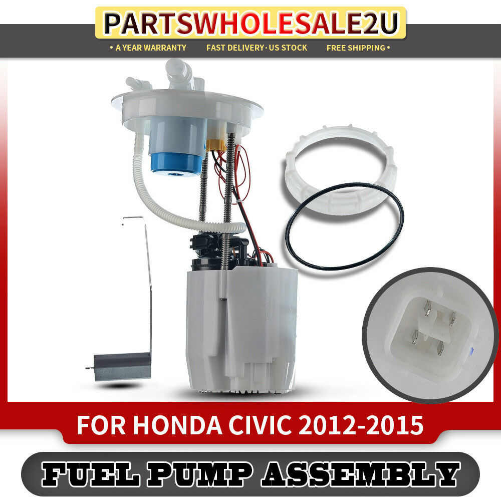 Fuel Pump Module Assembly For 12-15 Honda Civic 13-15