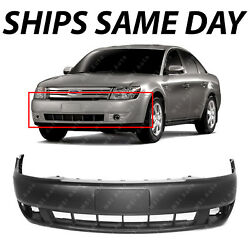 Kyпить NEW Primered Front Bumper Cover Fascia Replacement for 2008 2009 Ford Taurus на еВаy.соm