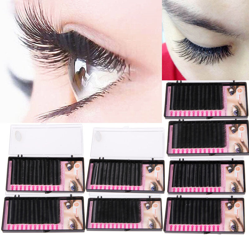 886f3f6a76a Details about Mink Blink Lashes Tray Lash B C D J Curl For Individual  Eyelash Extensions nEW