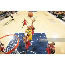 Photos by Getty Images David West of the Indiana Pacers Photography Print