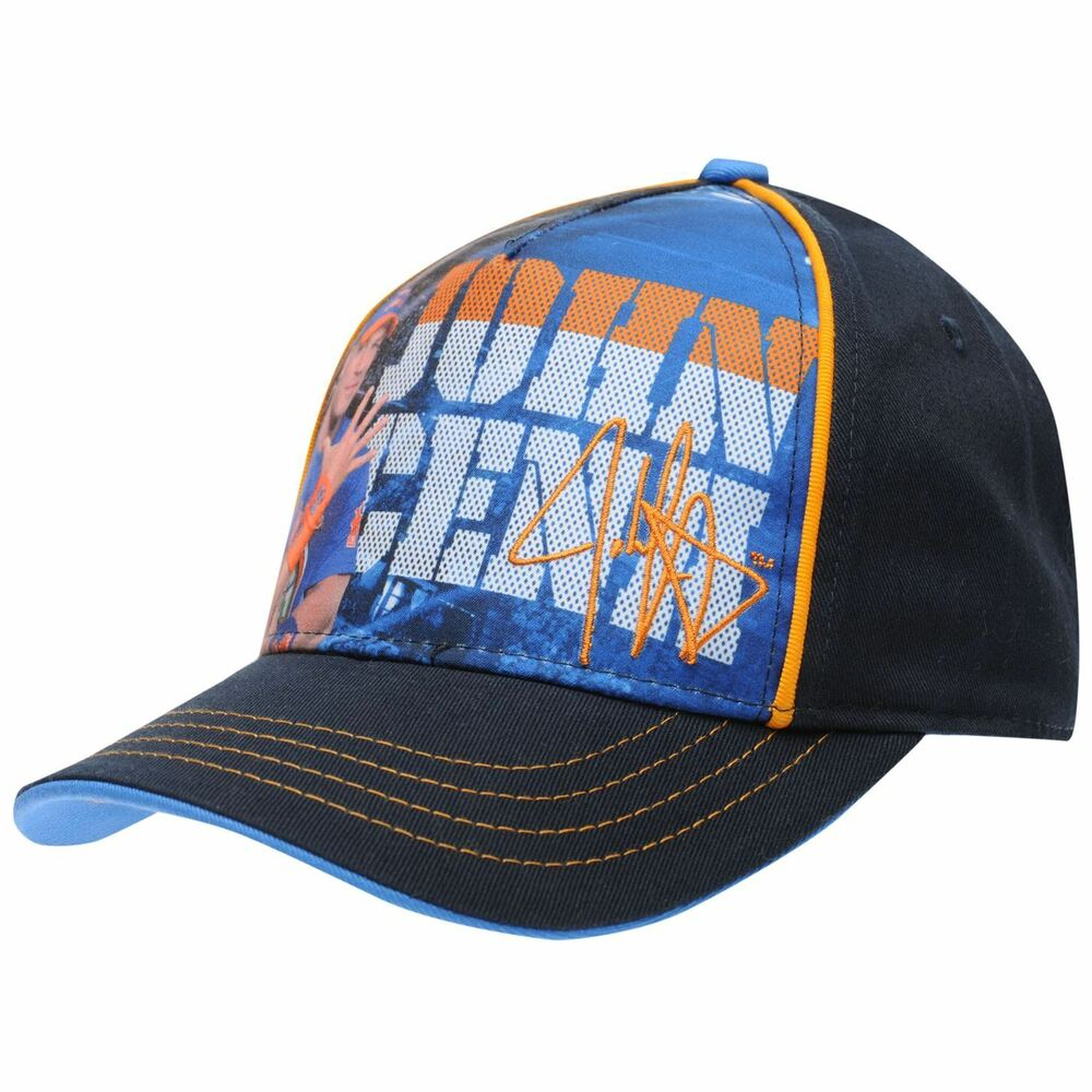 premium selection 5151b 53fd6 ... official new official licensed wwe john cena boys printed baseball cap  never give up 8438570813904 ebay