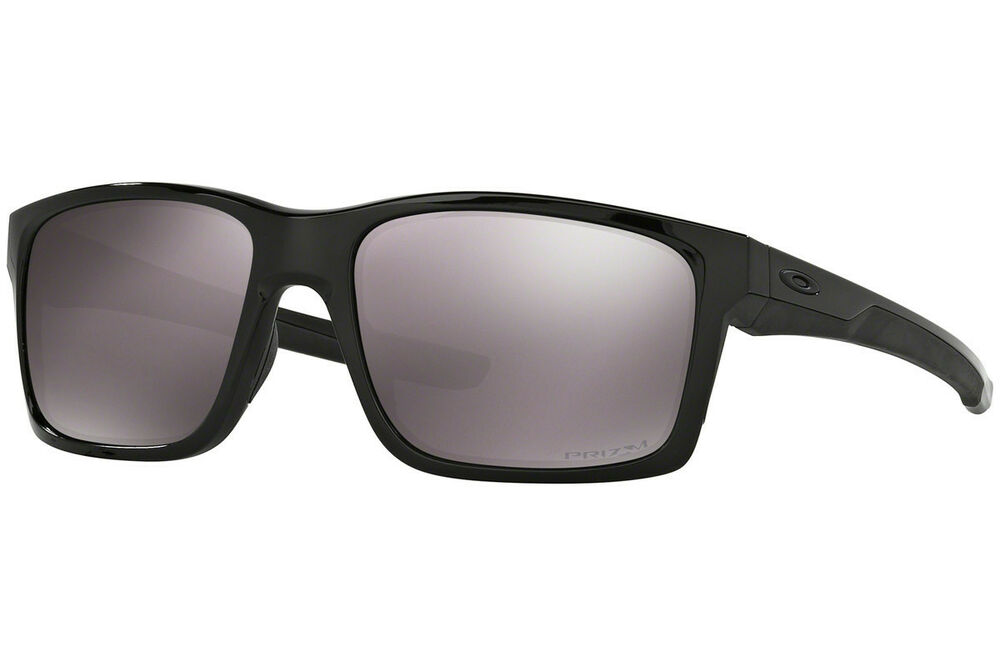 Details about Oakley Mainlink POLARIZED Sunglasses OO9264-08 Polished Black  W  Prizm Daily a8c93beb66