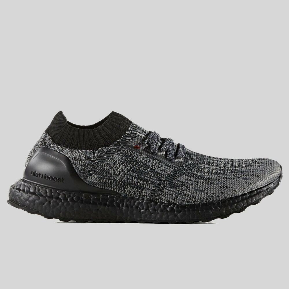a72332791c5ab Details about Adidas Ultra Boost Uncaged LTD Triple Black Grey Size 9.  BB4679 Yeezy NMD pk