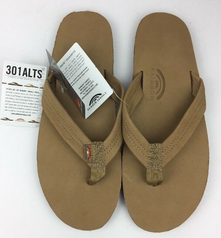 9311d1f88fa6 UPC 871836000850 product image for Rainbow Mens Premier Single Layer Sandals  Sierra Brown Xxlarge   12 ...
