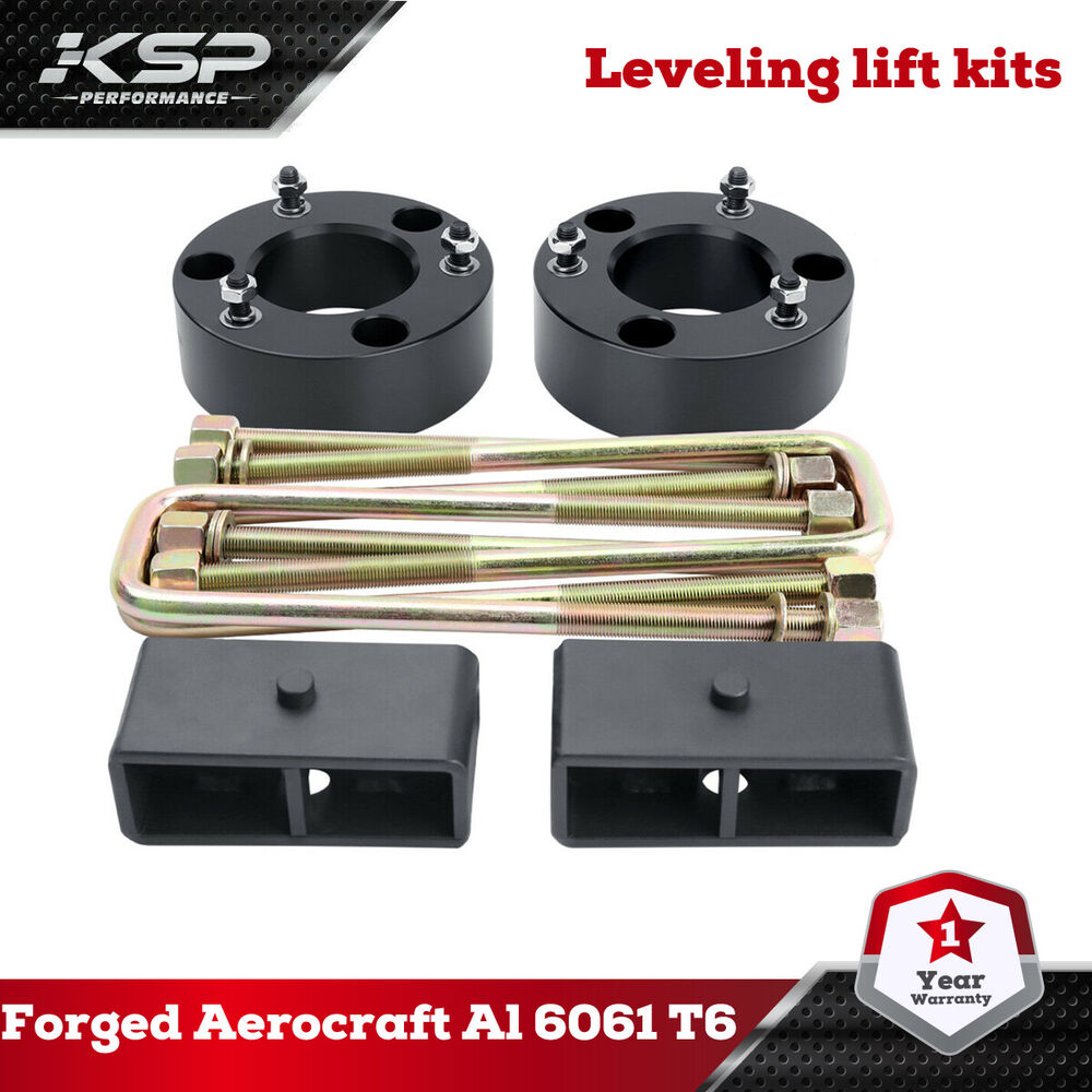 "Turbo Kit Tacoma 4 0: KSP 2005-2018 Fit Toyota Tacoma 3"" Front 2"" Rear Leveling"