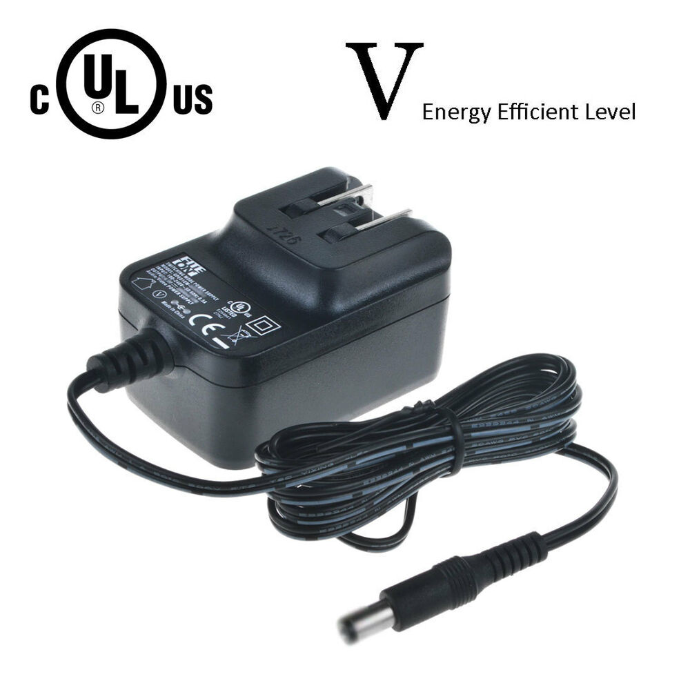 Fite ON 6V AC Adapter For Nordic Track SL 728 SL528 MTN740