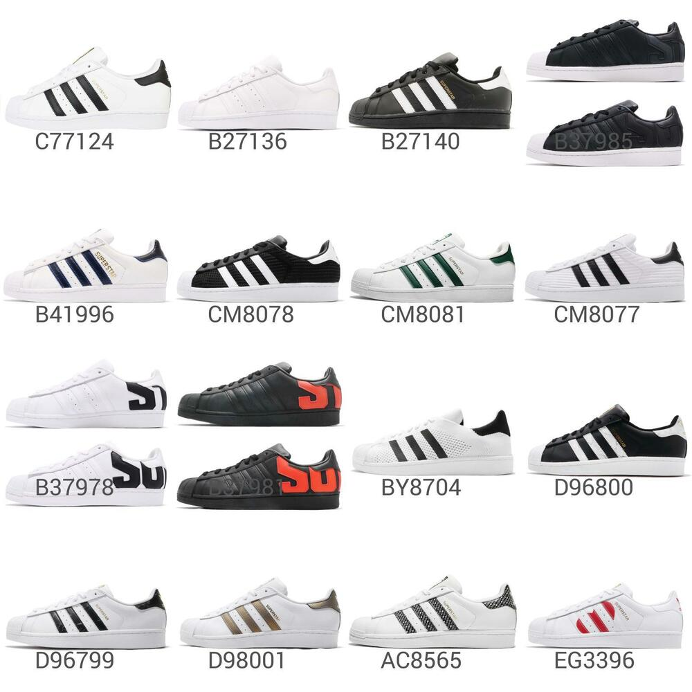 buy online e653e d3e38 adidas Originals Superstar Mens Classics Lifestyle Shoes Sneakers Pick 1    eBay