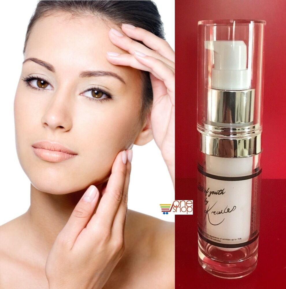 Essence Of Youth Serum Instant Wrinkle Reducer Face Collagen Lift
