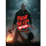 Friday the 13th: The Game Steam Digital Key