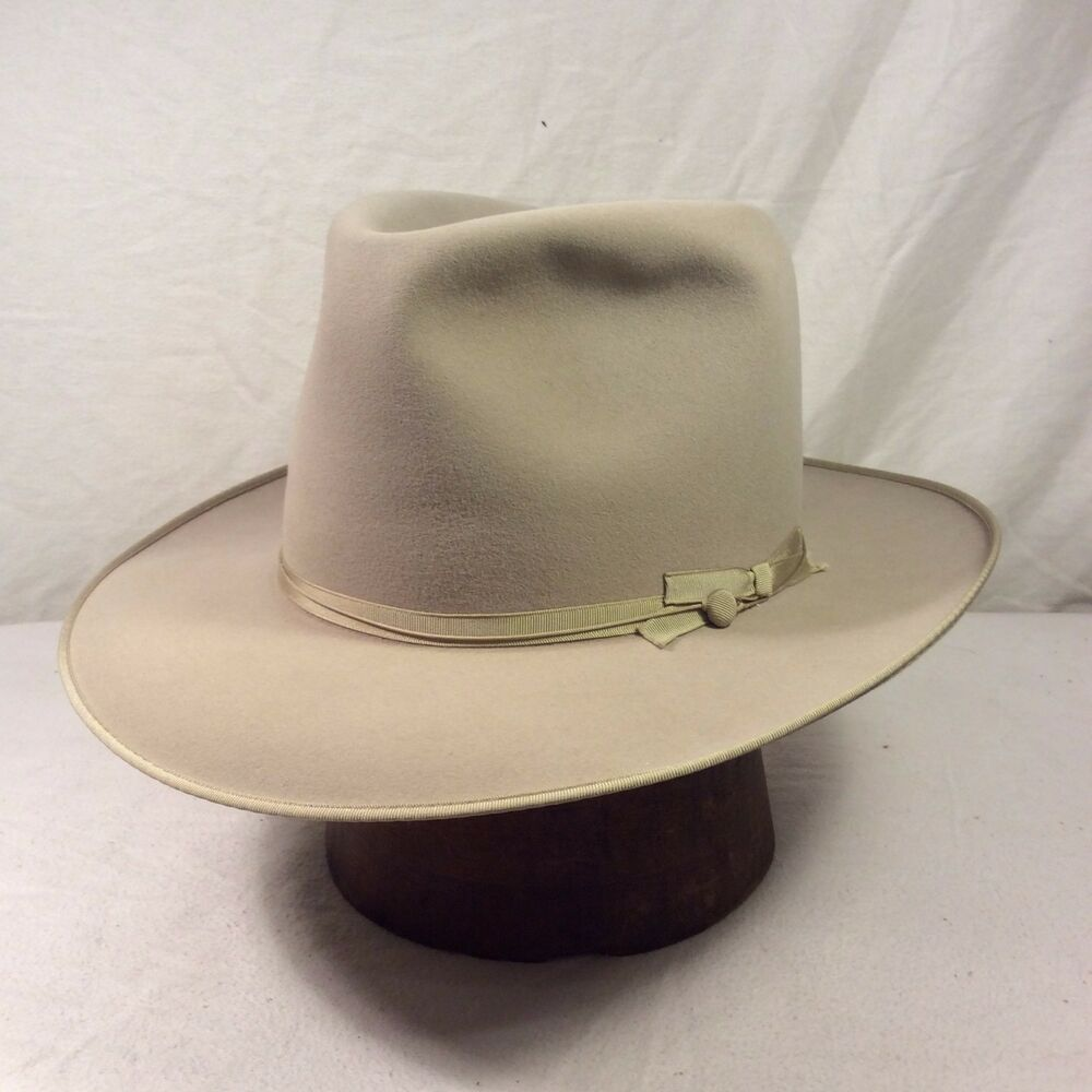 Details about Silverbelly Stetson