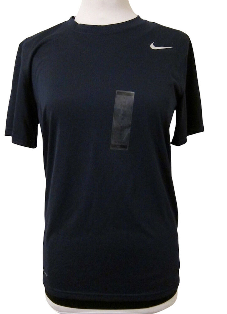 a4d38cef Details about NWT Nike Legend 2.0 Men's Training T-Shirt Dri-fit Small Dark  Blue Ships FREE