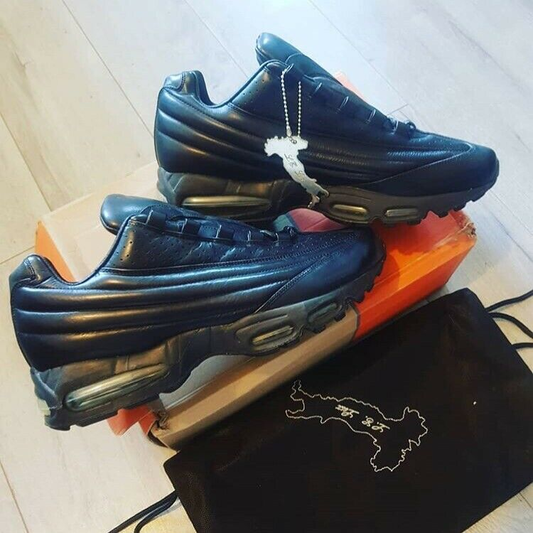 finest selection fd165 3e587 NIKE AIR MAX 95 LUX (LTD LUX EDITION) MADE IN ITALY! BRAND NEW!  EXCLUSIVE!!!   eBay
