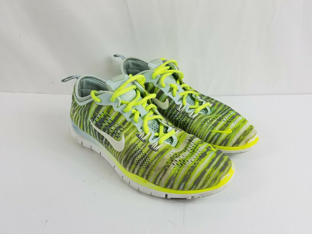 5b7938a79e4e Details about NIKE Free 5.0 Tr Fit 4 Running Shoes 629832-401 Shoes Women s  size 7
