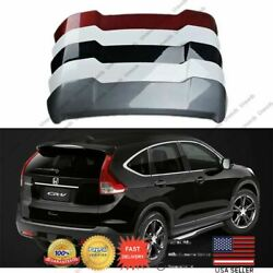 Fit For 2012-2016 Honda CRV CR-V OE Style Rear Roof Spoiler Wing Painted Color