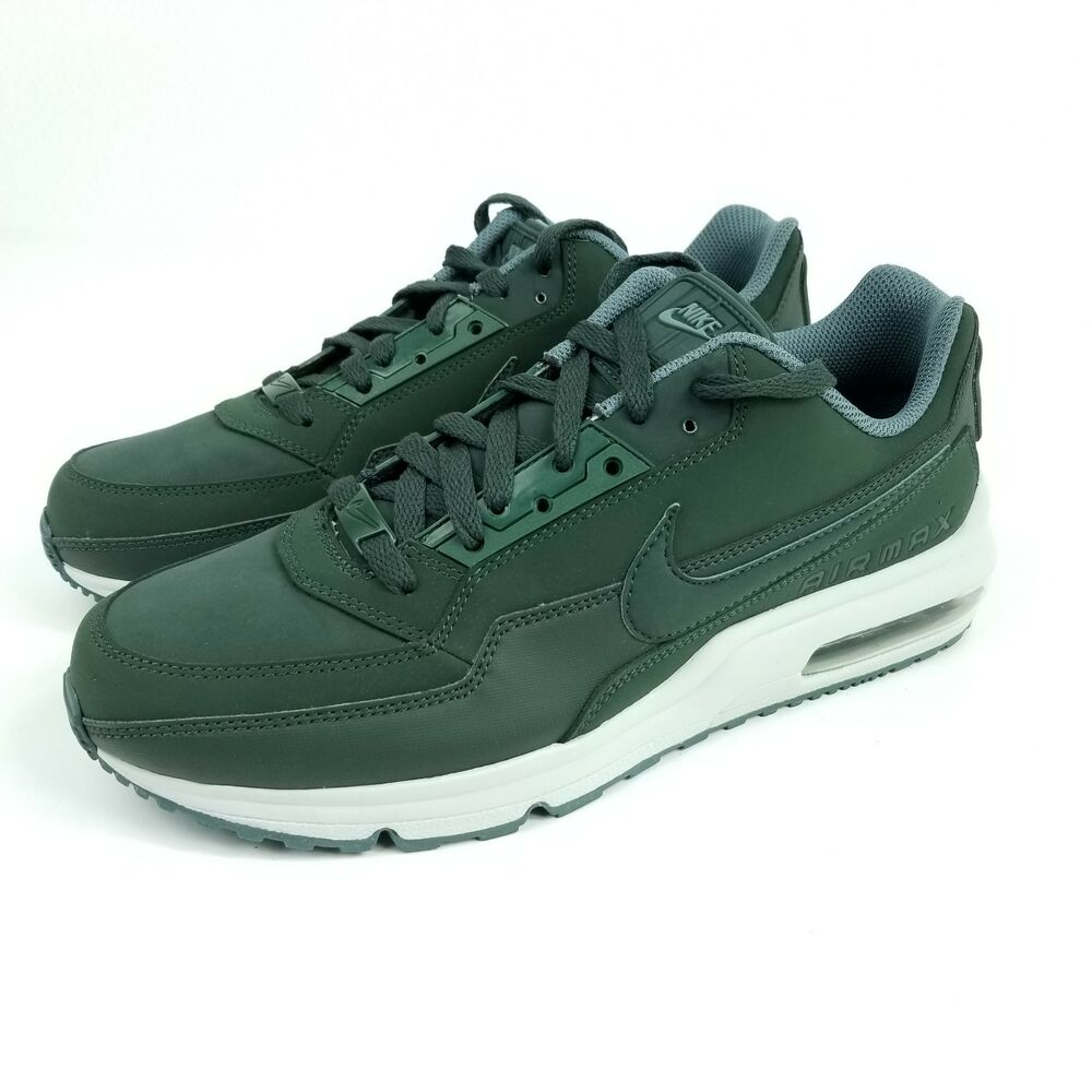 wholesale dealer 4330c a27f6 Details about NIKE Air Max LTD 3 Mens Sz 11.5 Running Shoes Grove Green  687977 303