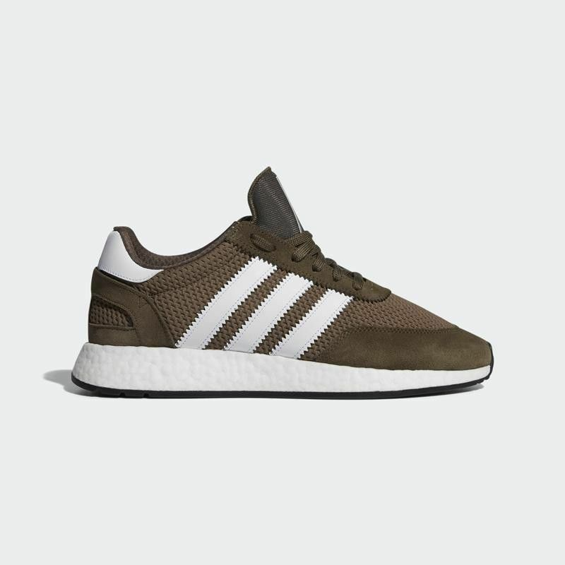 23f0ba73013b Details about adidas I-5923 Runner Mens Shoes Casual Branch Footwear  White Core Black D97211