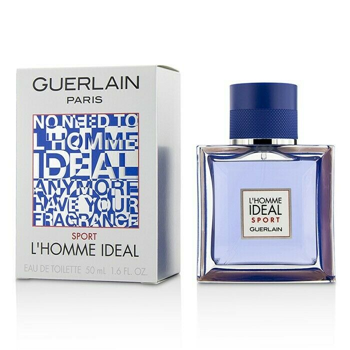L'homme Toilette Spray Eau 3346470303669Ebay Ideal De 50ml Cologne Mens Sport Guerlain TcFJl1K