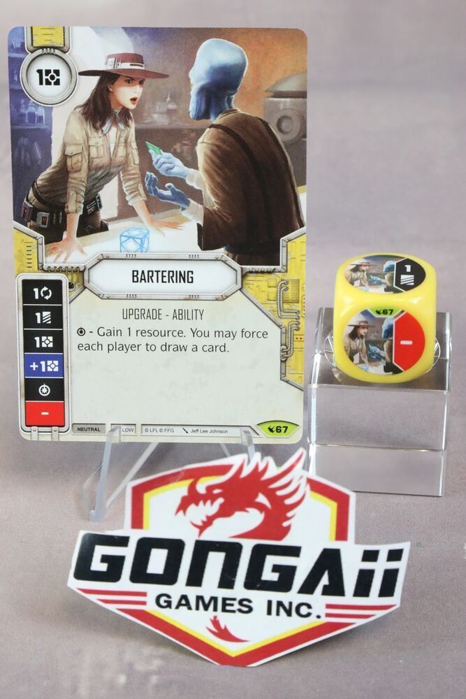 Star Wars Destiny Legacies Bartering #67