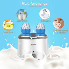 Portable 3-IN-1 Baby Bottle Warmer Steam Sterilizer Food Breastmilk Heater New