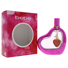 Bebe Love 3.4 oz EDP Spray 100.30 ml RETAIL