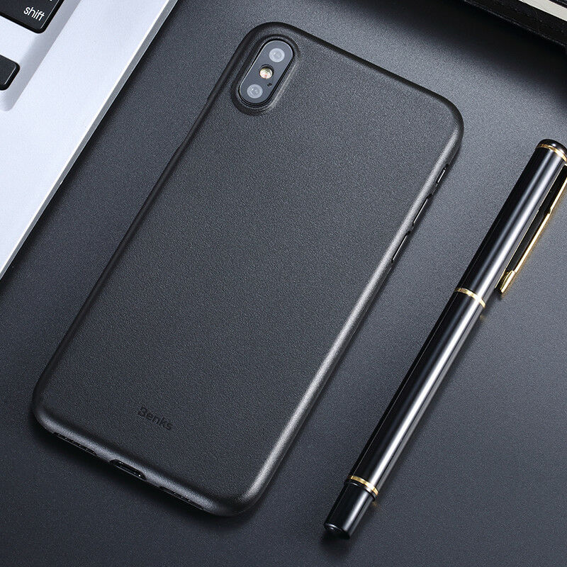 6774b5a56c Details about BENKS Magic Lollipop 0.4mm Ultra-thin Matte PP Phone Case for  iPhone XS 5.8 inch