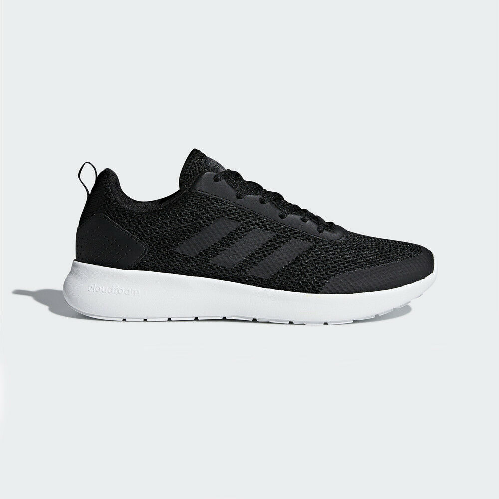 quality design a4e3b 23111 Details about Adidas ELEMENT RACE DB1464 Black / White / Grey Men's Running Shoes  Sneakers