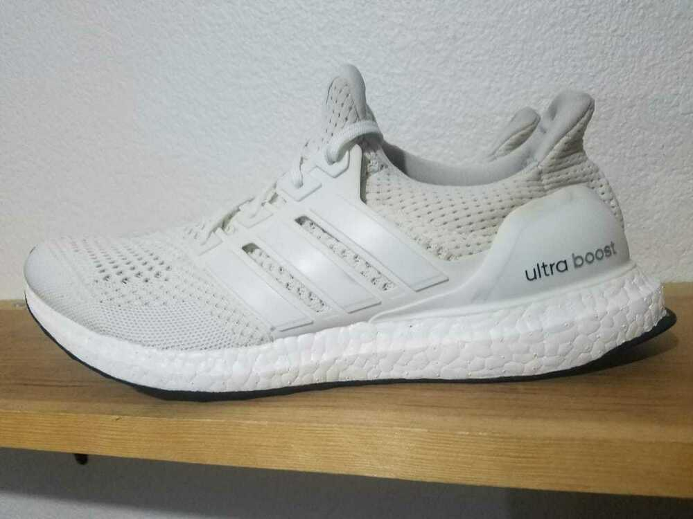 6fe89bea44e ... cheapest details about adidas ultra boost 1.0 triple white og kanye sz  10 s77416 2.0 3.0