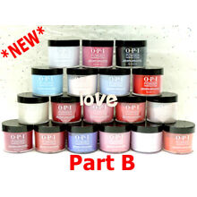 *NEW* OPI Color Dipping Powder Perfection Collection Dip Part B* /Choose Any