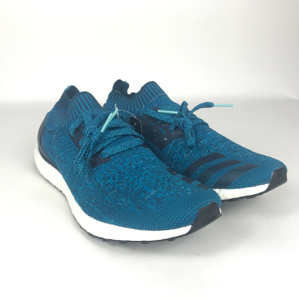 8d6c42dc025e5 Details about Adidas Ultraboost Ultra boost Uncaged BY2555 Blue Petrol Night  Size 13