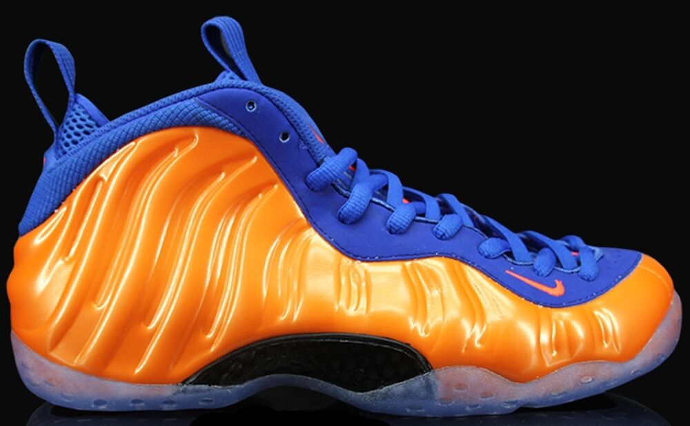 e46ca84be54 Details about nike air foamposite one new york knicks size jordan penny jpg  1000x618 New york