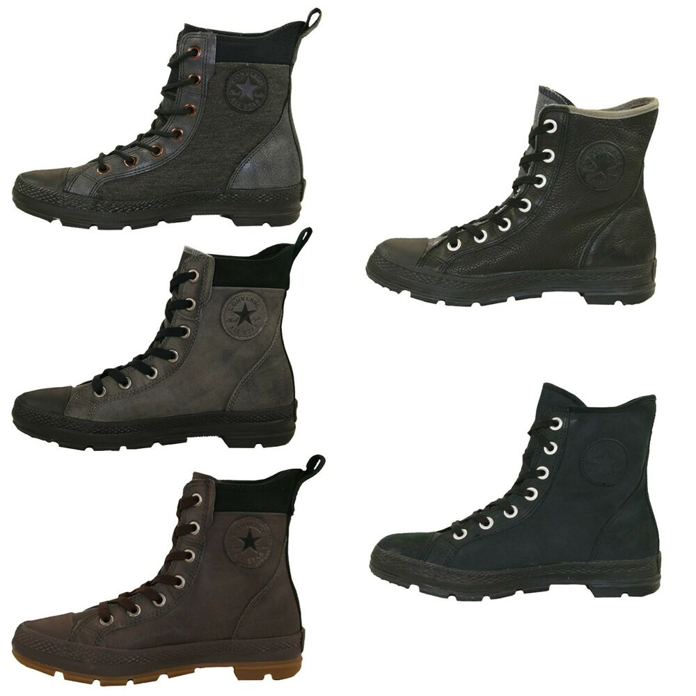 f796c816084fac Details about Converse Ct all Star Outsider Sargent Hi Boots Chucks Men s  Women s Shoes New