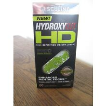 NEW!! HYDROXYCUT HD High-Definition Weight Loss (60 Liquid Capsules)
