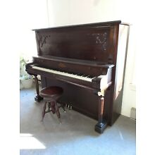 Antique Upright Biddle Piano Free