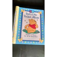 Pooh & Me Pocket Pocket Album - Baby - Places For All My Keepsakes 12 x 10 2000
