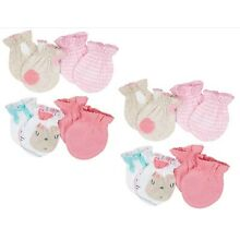 Gerber Mittens Baby Girl Infant 8 Pack Pink Size 0-3 Month