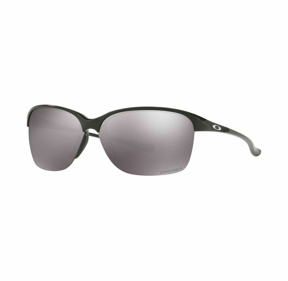 0b8431f284 Details about Oakley Prizm Black Rectangular Ladies Sunglasses OO9191-1665