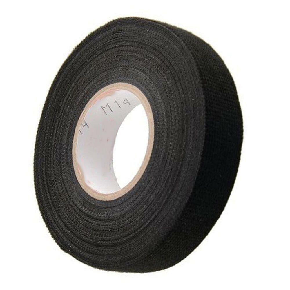 tape adhesive cloth fabric wiring loom harness 51608 19mm for ford