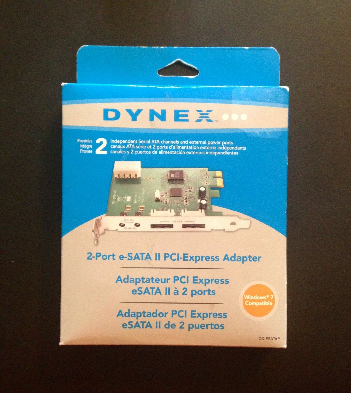 DYNEX DX ESATAP DRIVER FOR WINDOWS