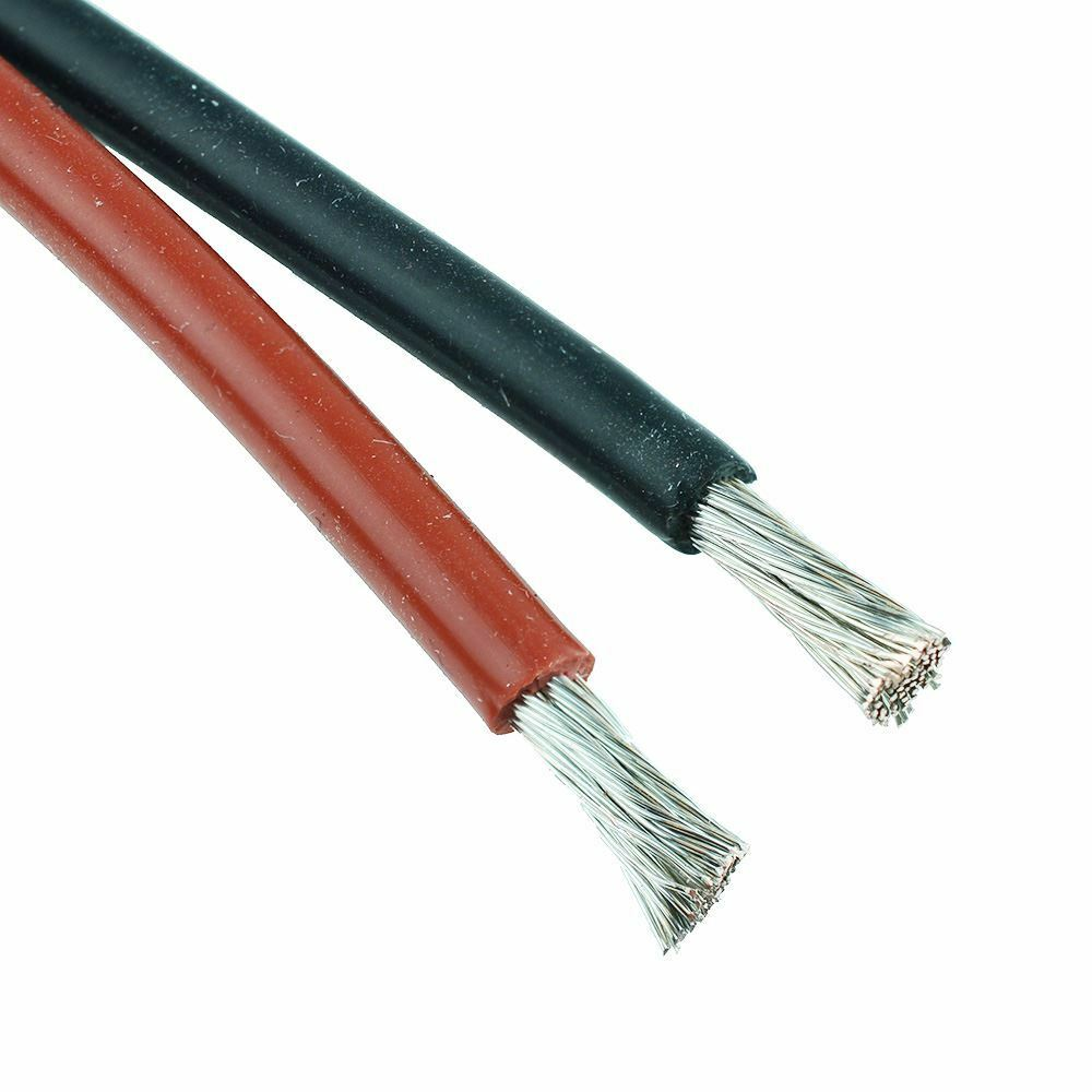 7330316874db Details about UL3135 Silicone Rubber Cable High Temperature Wire 10AWG to  18AWG