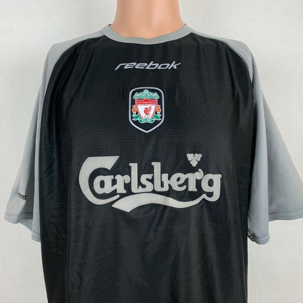 detailed pictures c4379 b39e9 Vintage Replica Liverpool Shirts - DREAMWORKS