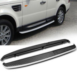 For 06-13 Land Rover Range Rover Sport Running Board Side Step Bar Factory Style