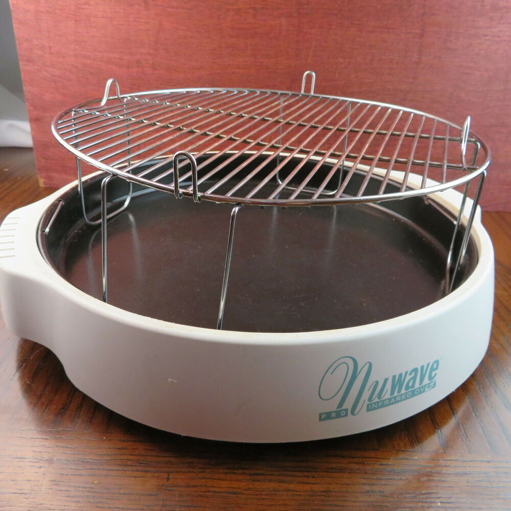 Nuwave Pro Ifrared Oven Replacement Base Rack Amp Drip Tray