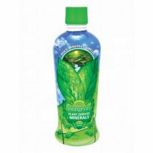 Youngevity Plant Derived Minerals - Limited Supply - Old Packaging