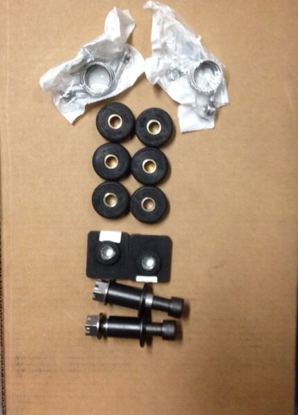 PETERBILT 379 HOOD HINGE BUSHINGS, BOLTS AND CABLES