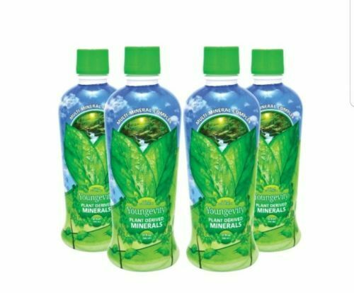 Youngevity Plant Derived Minerals – 32 FL Oz (4 Pack)