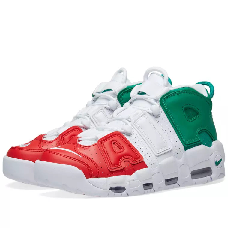 save off de42d 29053 Details about Nike Air More Uptempo Italy Size 12. AV3811-600 Jordan Penny