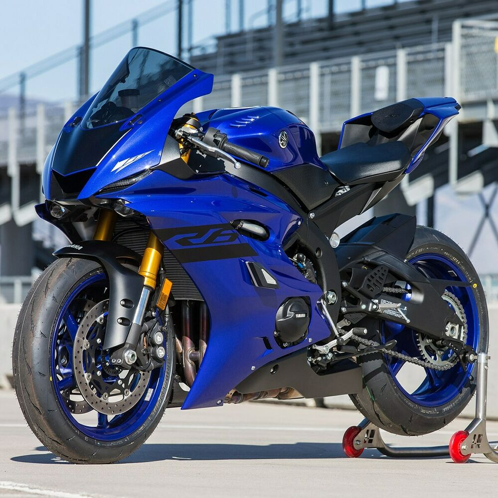 yamaha yzf r6 track day block off kit by gilles tooling fits 2017 2019 new 76625383552 ebay. Black Bedroom Furniture Sets. Home Design Ideas